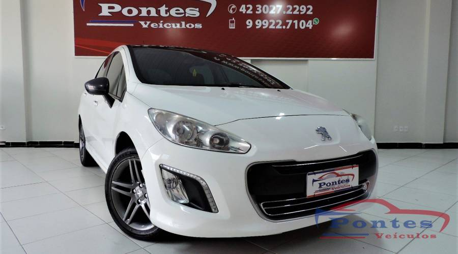 Peugeot 308 1.6 Griffe Thp  2013