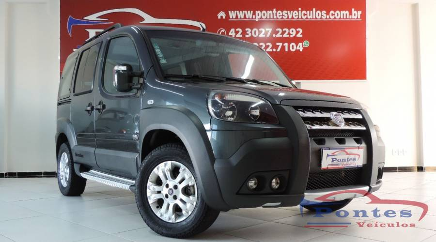 Fiat Doblo Xingu Adventure Locker 1.8 (gnv) 2013