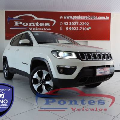 Jeep Compass Longitude  D 2018