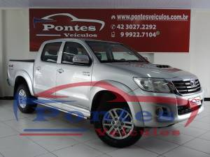 Toyota Hilux Srv At
