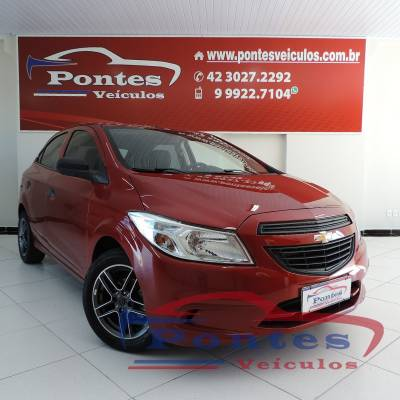 Chevrolet Onix 1.0 Mpfi Joy 2018