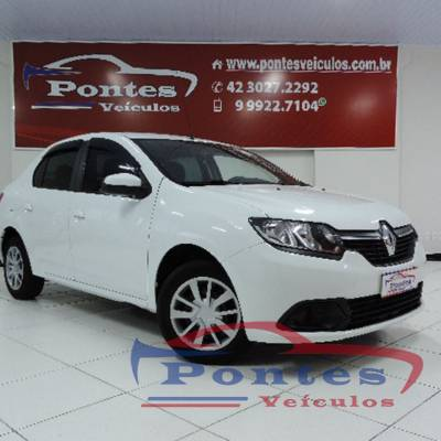 Renault Logan Expression 1.6 2014