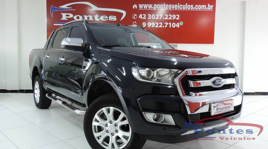 Ford Ranger  2.5 Limited 4x2 2018