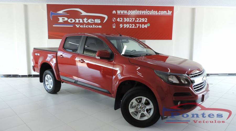 Chevrolet S10 2.8 Lt 4x4 Cd 16v  2017
