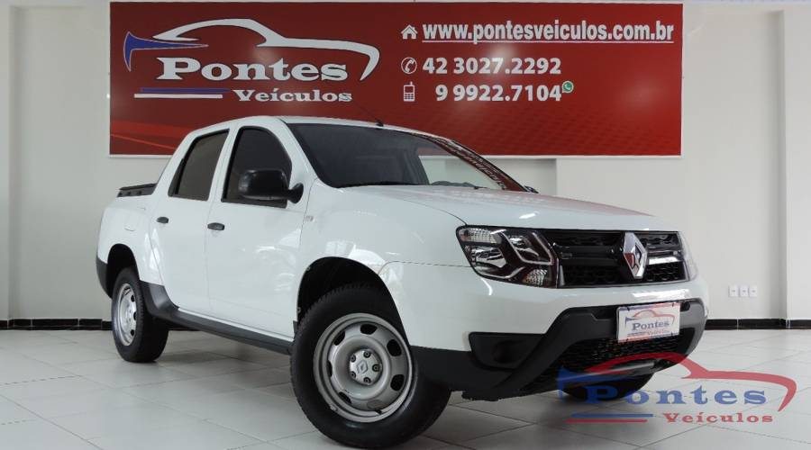 Renault Duster Oroch 1.6 4x2 2018