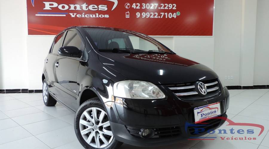 Volkswagen Fox 1.6 Plus 2008