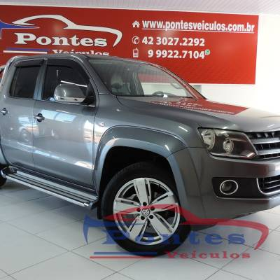 Volkswagen Amarok 2.0 Highline 4x4 Cd 16v Turbo 2011