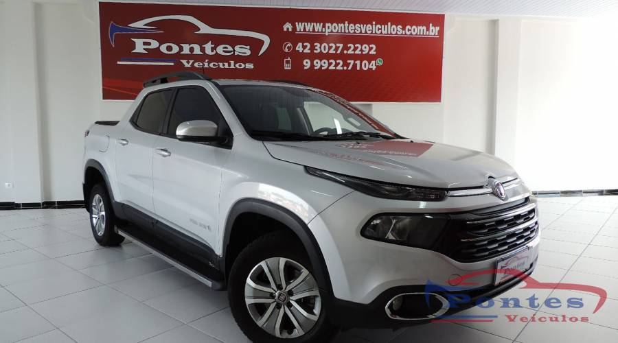 Fiat Toro 1.8 16v Evo Flex Freedom Open Edition 2017