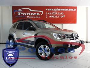 Renault Duster 1.6 Intense X Tronic