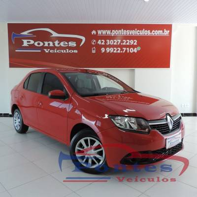 Renault Logan Expression 1.0  2015