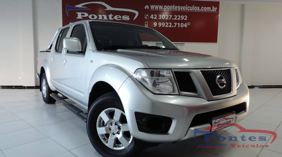 Nissan Frontier 2.5 S 4x2 Cd Turbo Eletronic 2014