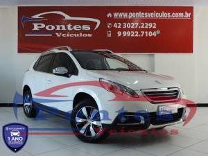 Peugeot 2008  Griffe Thp 1,6