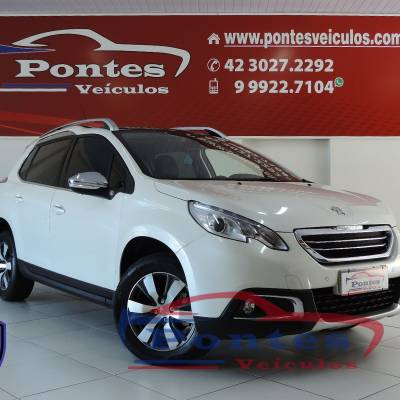 Peugeot 2008  Griffe Thp 1,6 2016
