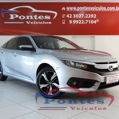 Honda Civic 2.0 Exl Cvt 2017