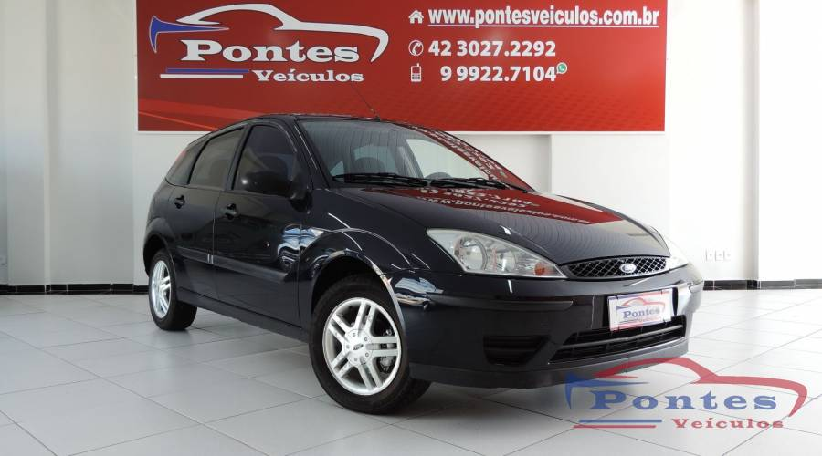 Ford Focus 1.6 Gl 8v Flex 2008